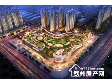 钦州新城吾悦广场