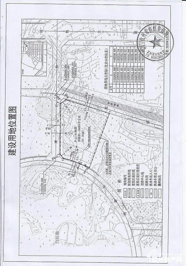 起拍价5.6亿元!钦州市挂牌出让3块商业住宅地块